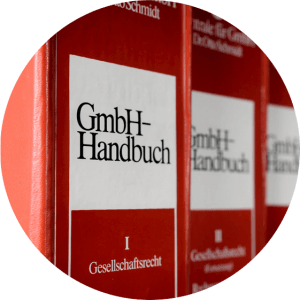 GmbH-Handbücher